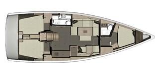 Segelboot - Dufour 410 Grand Large