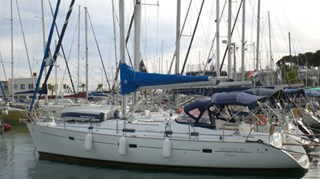 Segelboot - Oceanis 411 Clipper