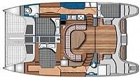 Catamarán - Seawind 1160