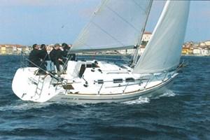 Sailing Boat - Elan 31