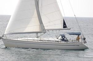 Sailing Boat - Bavaria 44
