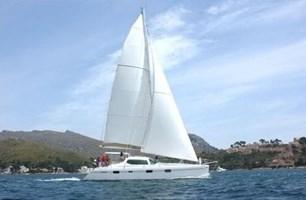 Catamarán-Privilege 585