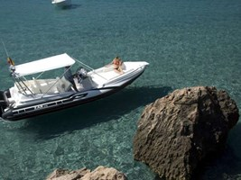Barco a Motor-Zar Suite 75