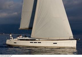 Sailing Boat - Sun Odyssey 509