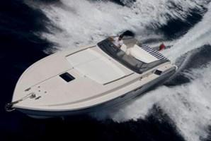 Barco a Motor-Tornado 44 express
