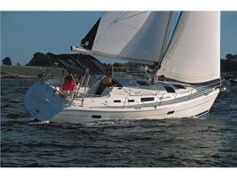Sailing Boat - Hunter 356
