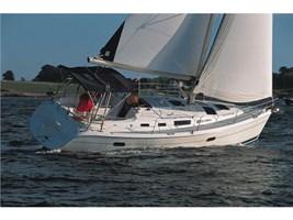 Segelboot - Hunter 356