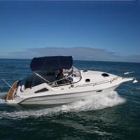 Barco a Motor-Atomix 8,2