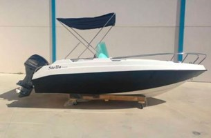Motorboat-Kruger 470
