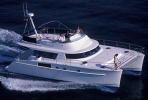 Motorboot - Cumberland 44
