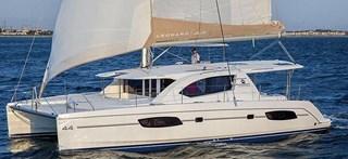 Catamarán-Leopard 44