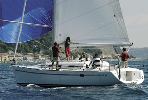 Segelboot - Elan impression 40