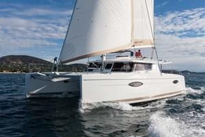 Catamaran - Helia 44