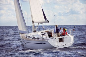 Sailing Boat - Bavaria 37 Cruiser