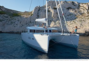 Catamaran - Lagoon 400 (CAT) 2010-13