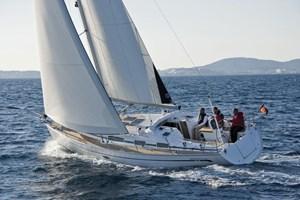 Sailing Boat - Bavaria 38/2 CBS Cuiser 2008-09