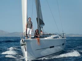 Sailing Boat-Dufour 512 Grand Large