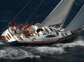 Velero - Sun Odyssey 54
