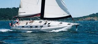 Segelboot - Gib Sea 43