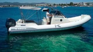 Motorboat-Kardis K30
