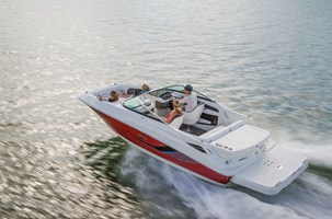Barco a Motor-Sea Ray 220 Sundeck
