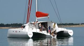 Catamarán-Neel 45