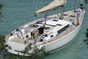 Sailing Boat-Dufour 485 Grand Large