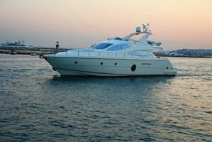 Barco a Motor-Aicon 64