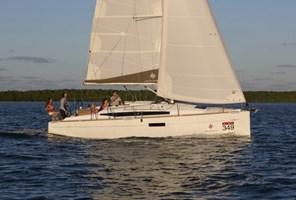 Sailing Boat - Sun Odyssey 349