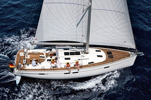 Sailing Boat - Bavaria 45 Cruiser