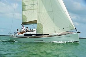 Segelboot - Dufour 380 2014