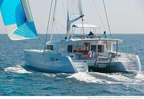 Catamarán - Lagoon 450