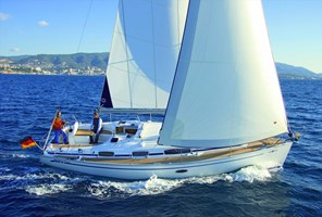 Sailing Boat - Bavaria 35 Cruiser