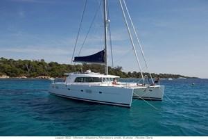Catamarán-Lagoon 500