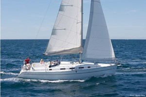 Sailing Boat-Beneteau cyclades 39.3