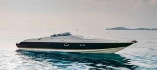 Motorboat-Hunton XRS 37