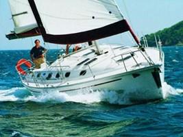 Sailing Boat - Dufour Gib Sea 43 2002-03
