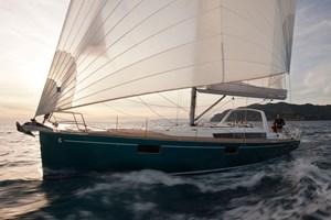 Sailing Boat - Oceanis 48 2012-13