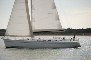 Segelboot - Cyclades 50.4