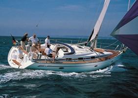 Sailing Boat - Bavaria 42 1999-01