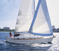 Segelboot - Bavaria 36 cruiser