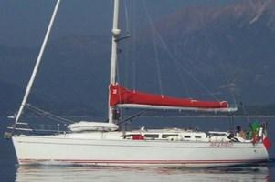 Sailing Boat-Jeanneau Sun Fast 43