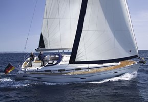 Sailing Boat - Bavaria 39 Cruiser