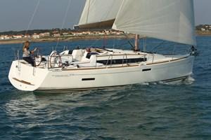 Segelboot - Sun Odyssey 379 2012-13