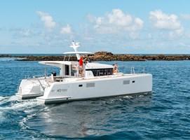 Catamarán-Lagoon 40