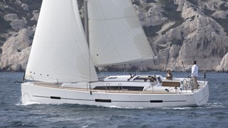 Sailing Boat - Dufour 410 Grand Large