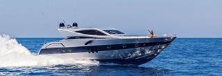 Barco a Motor-Alfa Marine 72