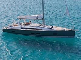 Sailing Boat-Oceanis 55