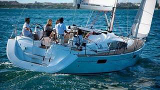 Segelboot - Sun Odyssey 42DS