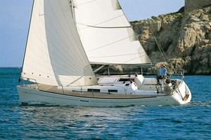 Segelboot - Dufour 34 2004